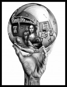 Escher_meets_Mona_by_FinalFantasyEva