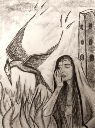 Desen de Marius Marincaș